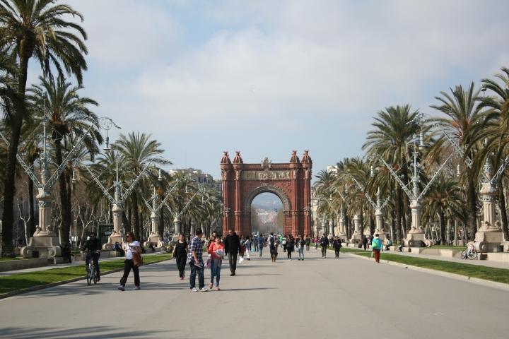 Barcelona… part 1!