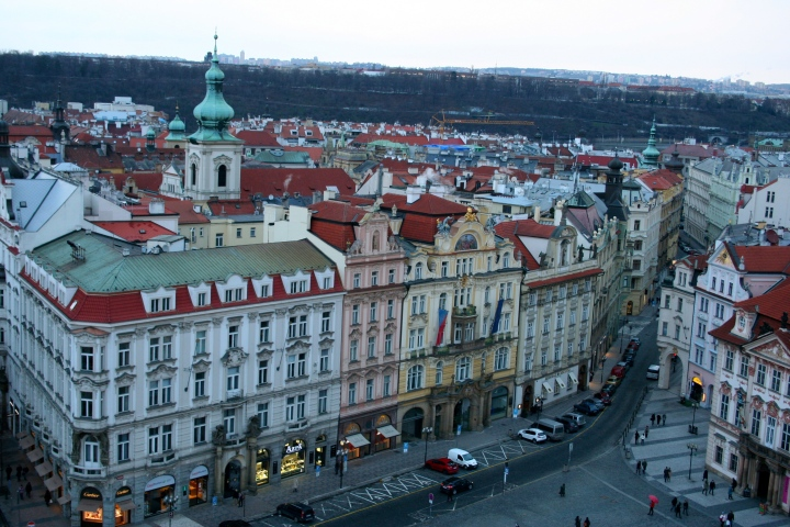 Czeching Out Prague