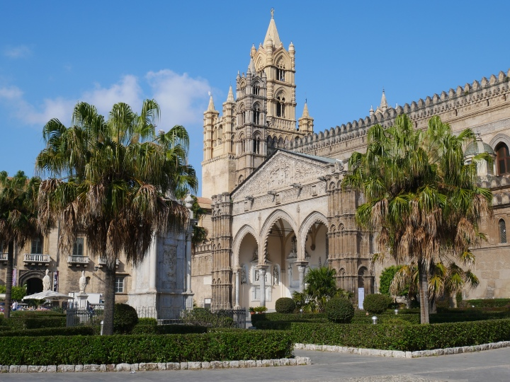 Sicily Kickoff – Palermo, Caccamo, and a taste of Cefalù