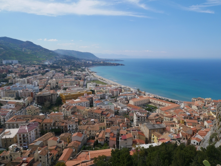 Beautiful Views & Perfect Sunsets in Cefalù
