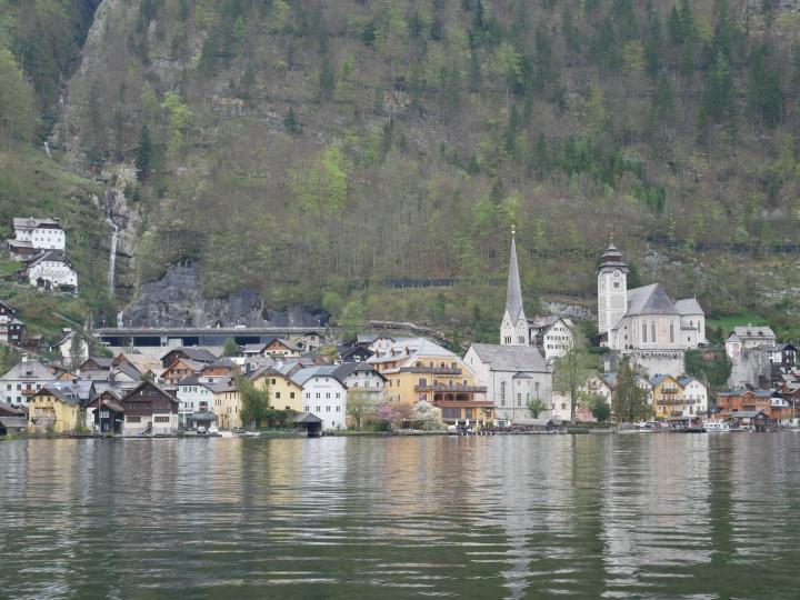 The Fairy Tale Village ofHallstatt